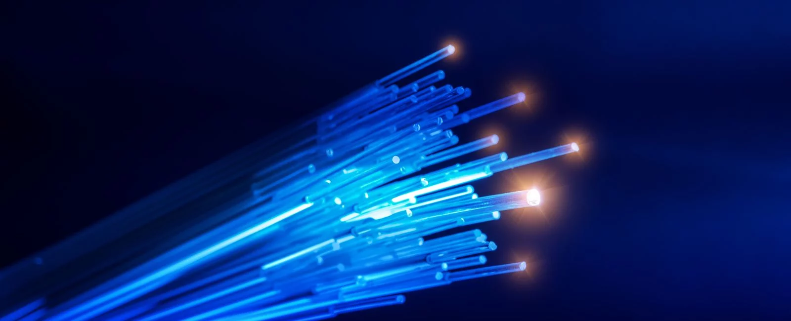 انتقال اطلاعات - شبکه فیبر نوری