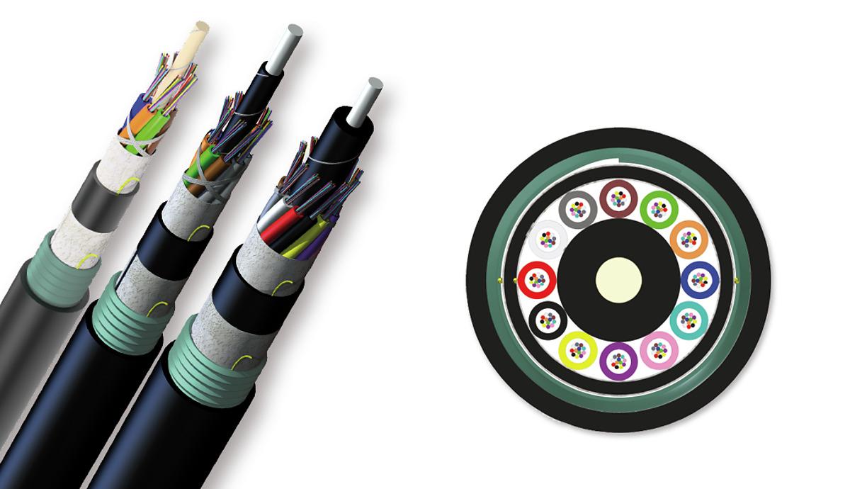 تفاوت و نحوه شناسایی کابل های فیبر نوری Outdoor و Indoor