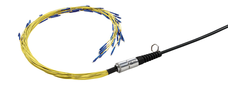 نصب و راه اندازی کابل شبکه مسی و فیبر نوری
